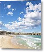 Bondi Beach In Sydney Australia Metal Print