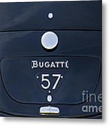 Bugatti Type 57 Metal Print