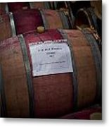 Ca Del Bosco Winery. Franciacorta Docg Metal Print