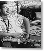Jazz Cannonball Adderly Metal Print