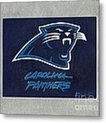 Panthers  Metal Print