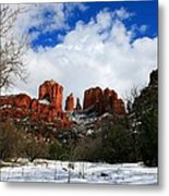 Cathedral Chill Metal Print