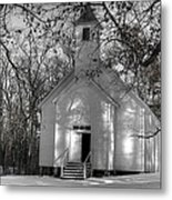 Church In The Cove Metal Print