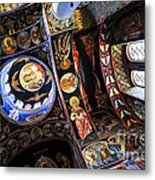 Church Interior Metal Print by Elena Elisseeva