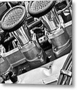 Cobra Engine Metal Print