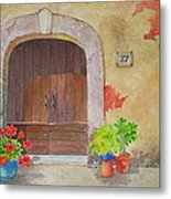 Color Me Tuscany Metal Print