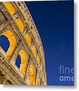Colosseum Metal Print by Mats Silvan