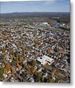 Concord, New Hampshire Nh Metal Print