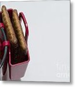 Cookie Bag Metal Print
