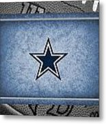 Dallas Cowboys Metal Print