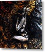 Dark Angel Metal Print