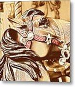 Dashing Horses Metal Print by JAMART Photography