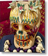 Day Of The Dead Remembrance, Mexico Metal Print