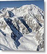 Denali - Mount Mckinley Metal Print