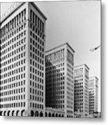 Detroit General Motors Metal Print