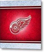 Detroit Red Wings Metal Print