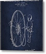 Device For Teaching Obstetrics And Midwifery Patent From 1951 -  Metal Print