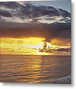 Drama After The Storm Metal Print by Andrew Soundarajan