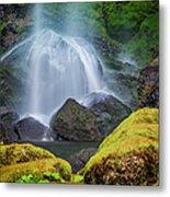 Elowah Falls Metal Print