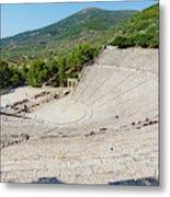 Epidaurus, Argolis, Peloponnese Metal Print
