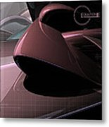 Equation Metal Print