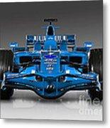 Ferrari Formula 1 Metal Print