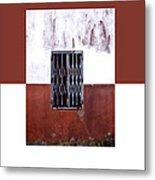 Fiestra 3 Metal Print by Xoanxo Cespon