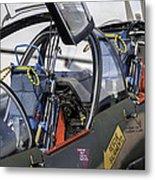 Fighter Jet. Metal Print