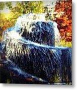 Finlay Park Fountain 3 Metal Print