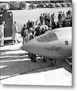 First Supersonic Aircraft, Bell X-1 Metal Print
