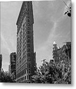 Flatiron Building Manhattan  Metal Print