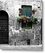 Flower Shoppe Metal Print