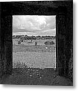 Framed Irish Landscape Metal Print