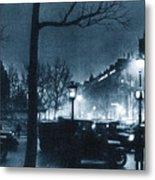 France Paris, C1920 Metal Print