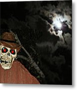 Fright Night 1 Metal Print
