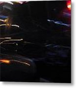 from Speed of Light series Metal Print