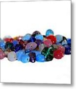 Gemstones Metal Print