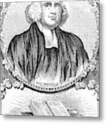 George Whitefield (1714-1770) Metal Print