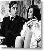 Get Carter  Metal Print by Silver Screen