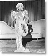 Go West Young Man, Mae West, 1936 Metal Print