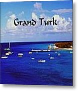 Grand Turk Metal Print