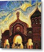 Great Gate Of Kiev Metal Print
