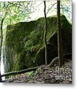 Green Giant Metal Print