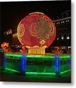 Harbin Ice And Snow Festival 2013 Metal Print