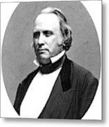 Henry Wilson (1812-1875) Metal Print
