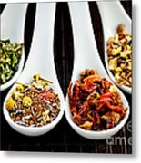 Herbal Teas Metal Print