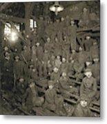 Hine Breaker Boys, 1911 Metal Print