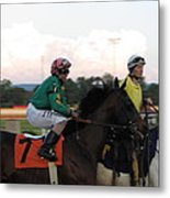 Hollywood Casino At Charles Town Races - 12122 Metal Print