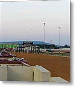Hollywood Casino At Charles Town Races - 12127 Metal Print