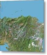 Honduras Metal Print